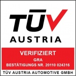 TÜV-zertifizierter Hersteller von Luftfahrwerken und Sonderanfertigungen